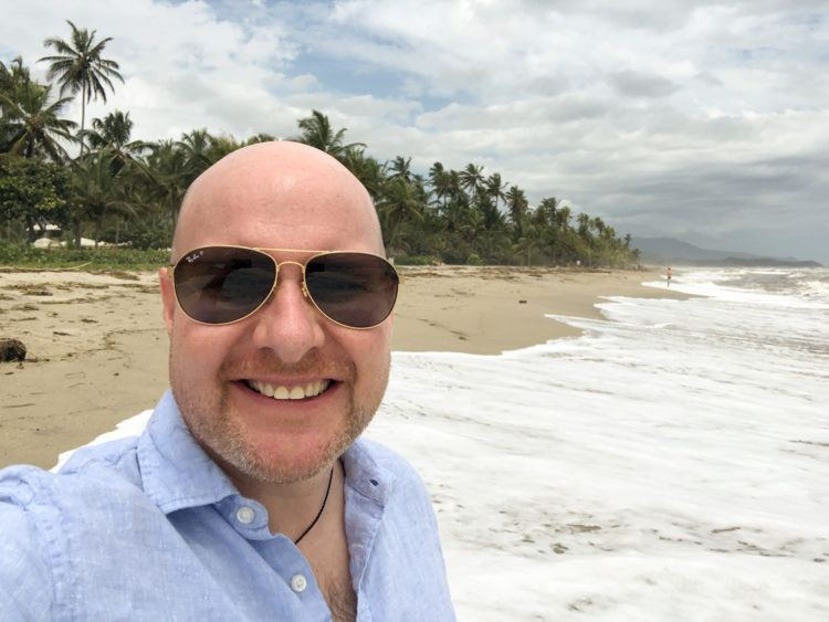 Costeño Beach, Santa Marta, Colombia