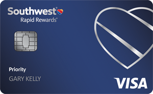 Chase Southwest Rapid Rewards Priority card