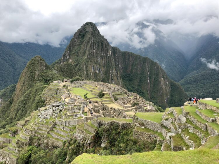 Machu Picchu tour with G Adventures