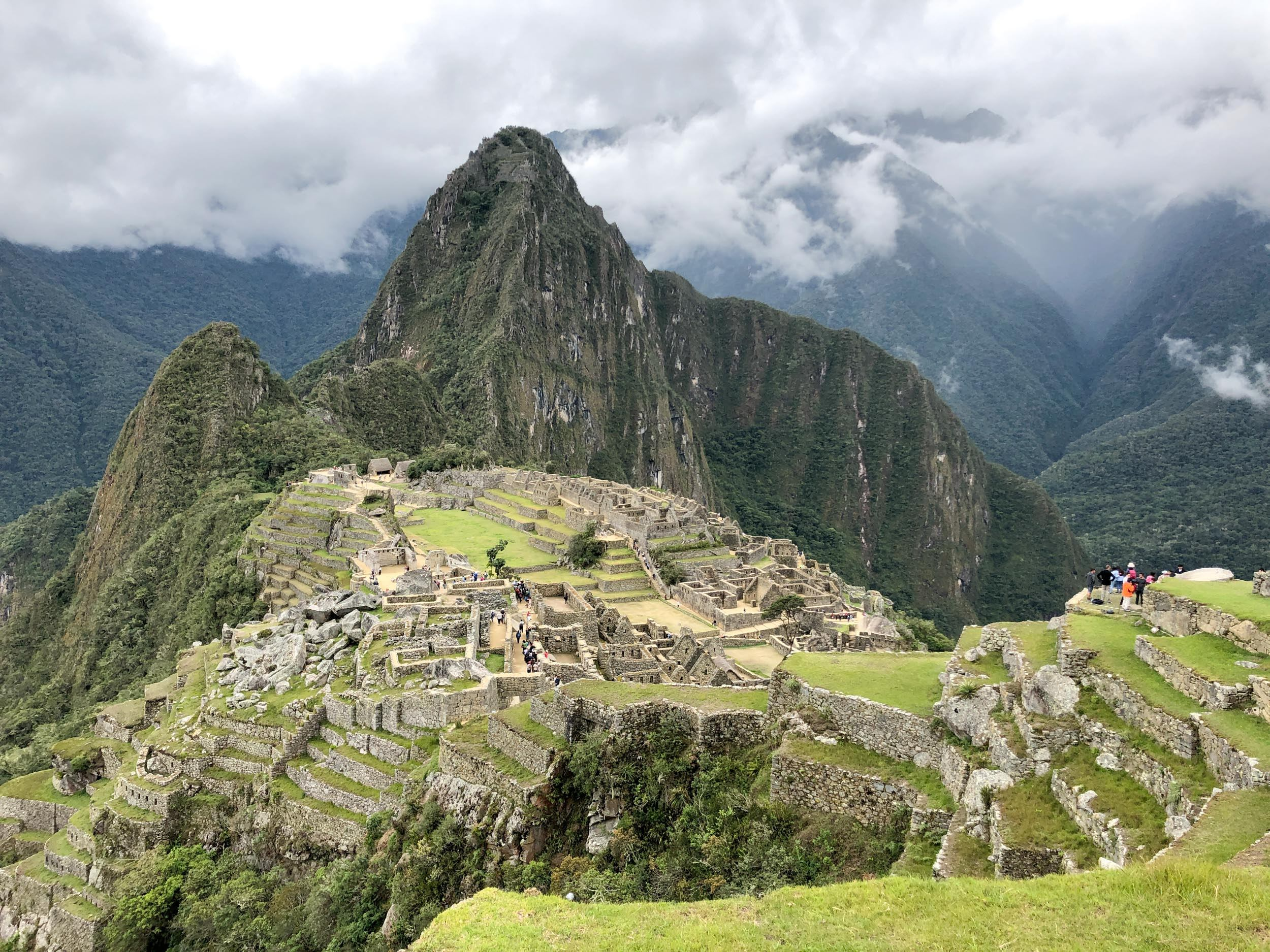 Machu Picchu (photo: Dave Lee)