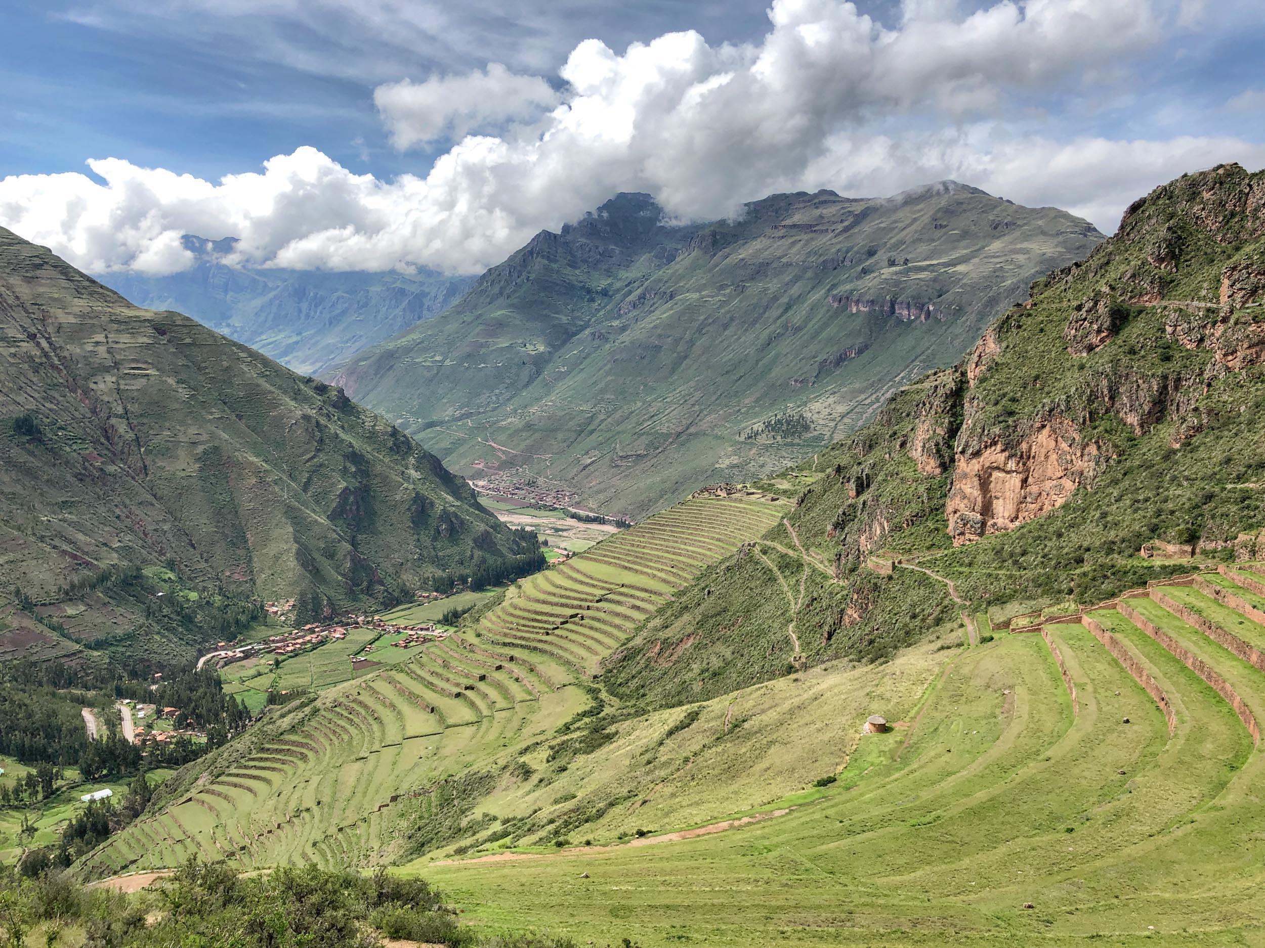 Pisac in Peru's Sacred Valley