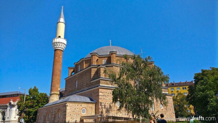 Banya Bashi Mosque, Bulgaria