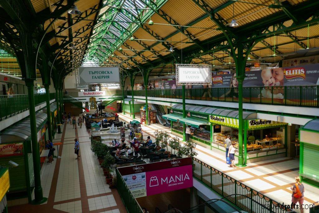 Central Sofia Market Hall