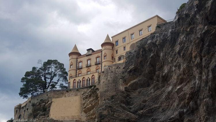 Castle Maiori