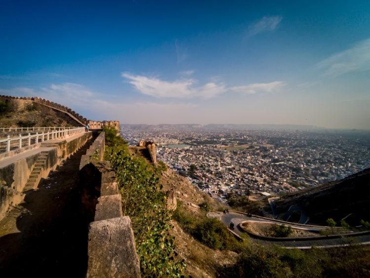 Nahargarh Fort (photo: Manvendr Singh, Flickr)