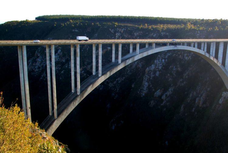 Bloukrans Bridge (photo: cocoparisienne, Pixabay)