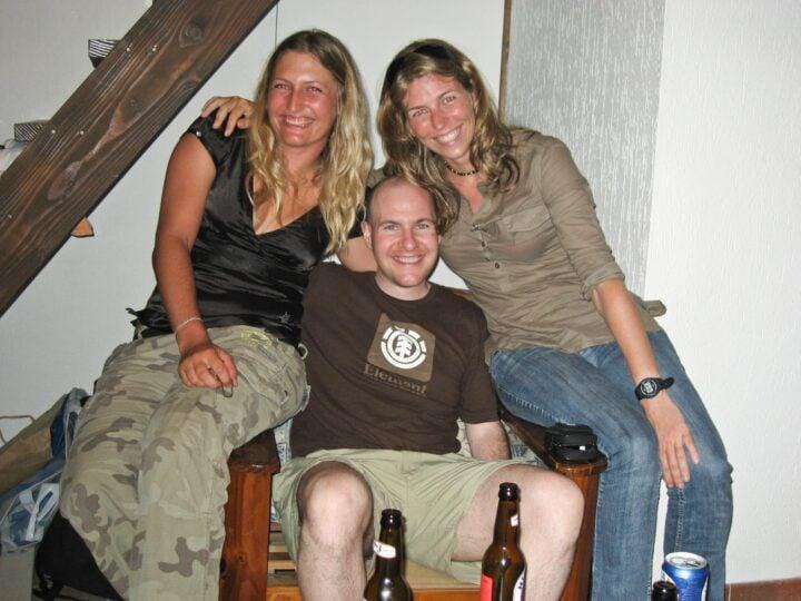 Couchsurfing in Tahiti (Dec 2007)