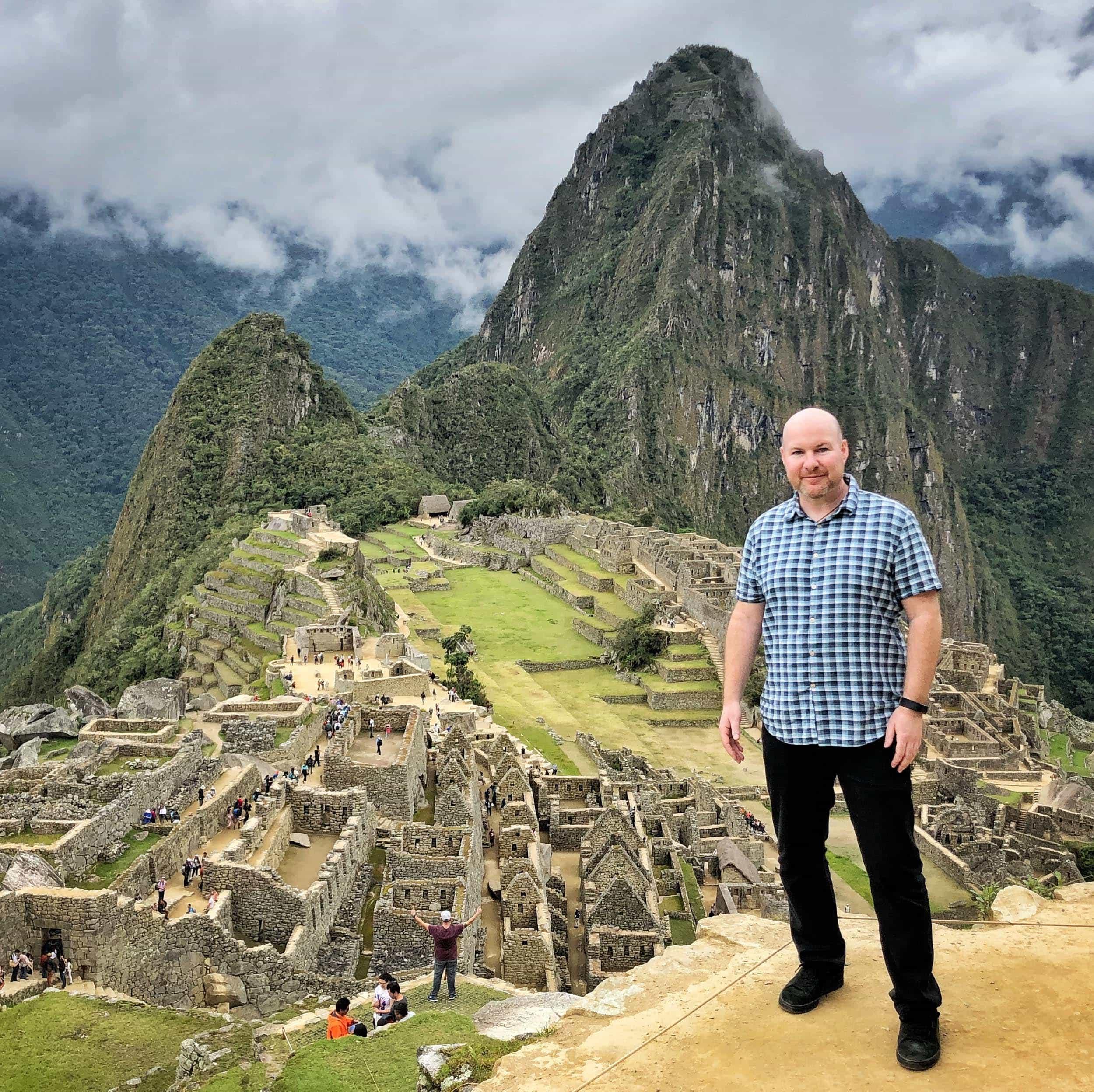 Re-visiting Machu Picchu, Peru (January 2018)