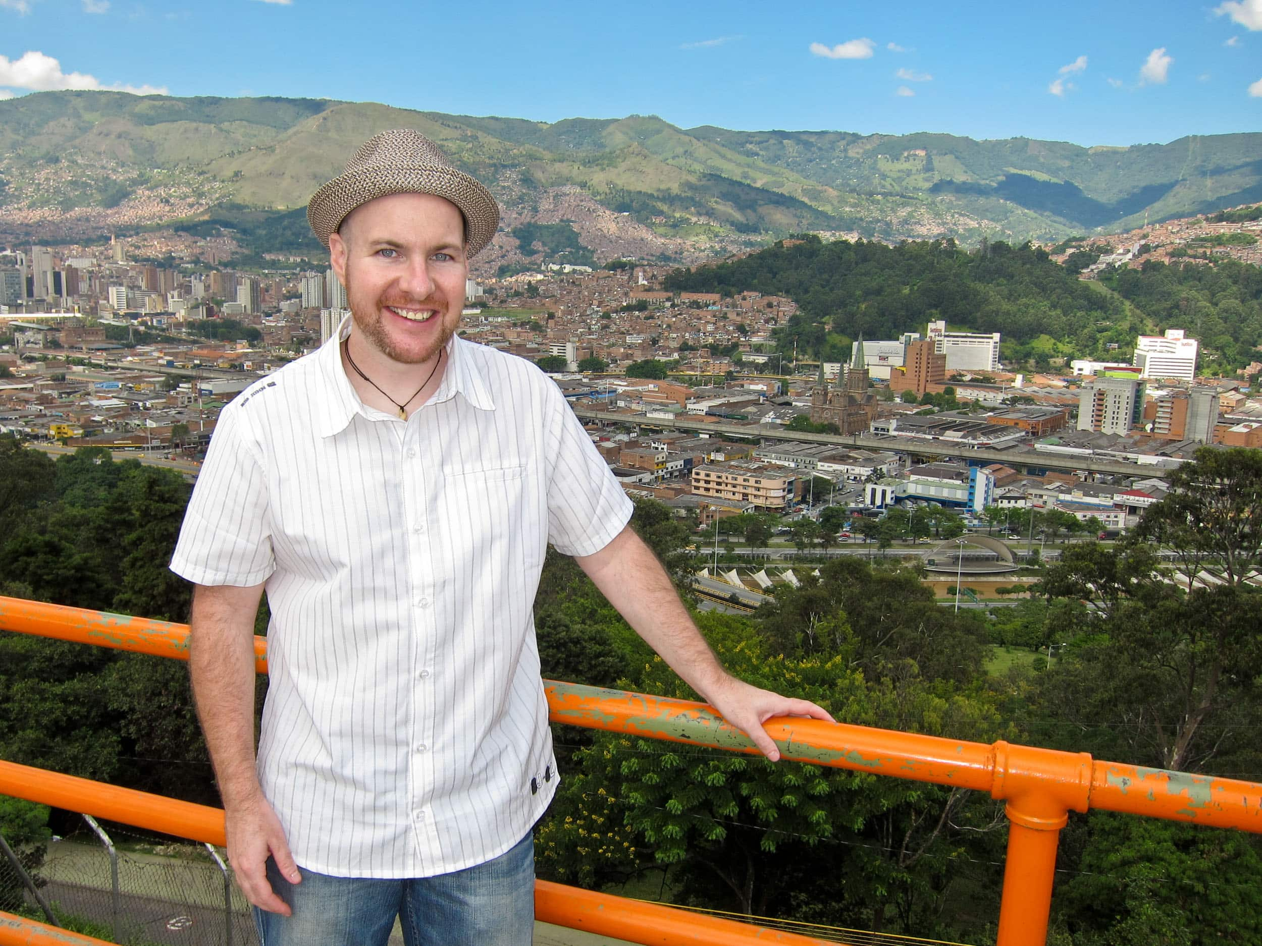 Medellin, Colombia (August 2010)
