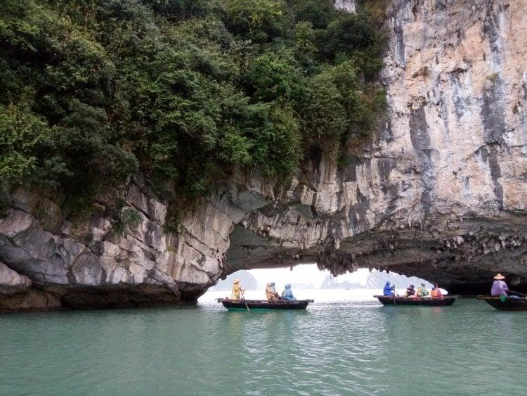 Exploring Ha Long Bay