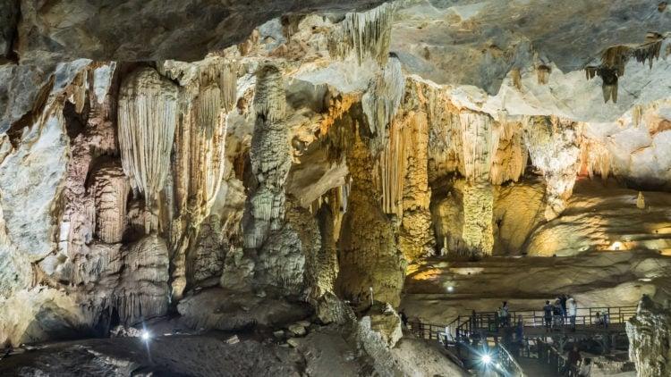 Paradise Cave in Phong Nha