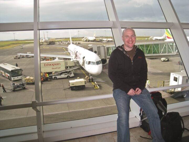 Layover en route to Rwanda (2010)