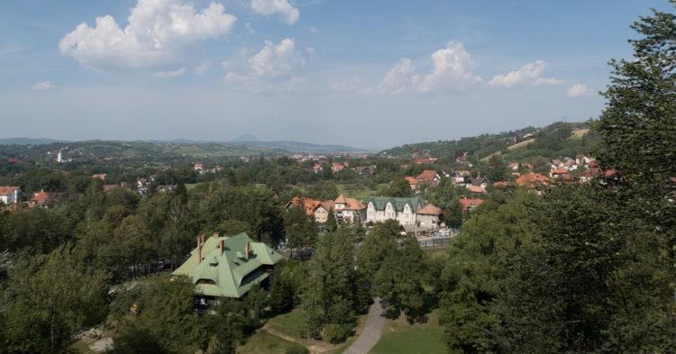 Transylvania, Romania (photo: Dave Lee)