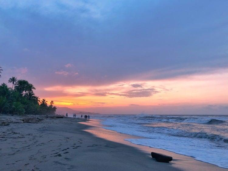 Costeno Beach, Santa Marta