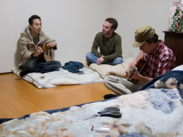 Couchsurfing is an excellent way to find a cheap place to stay in Tokyo, Japan