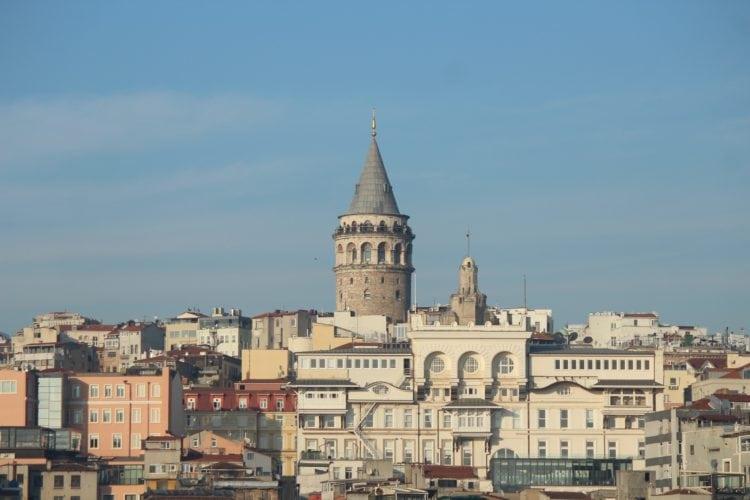 Galat Tower (photo: ?inasi Müldür from Pixabay)