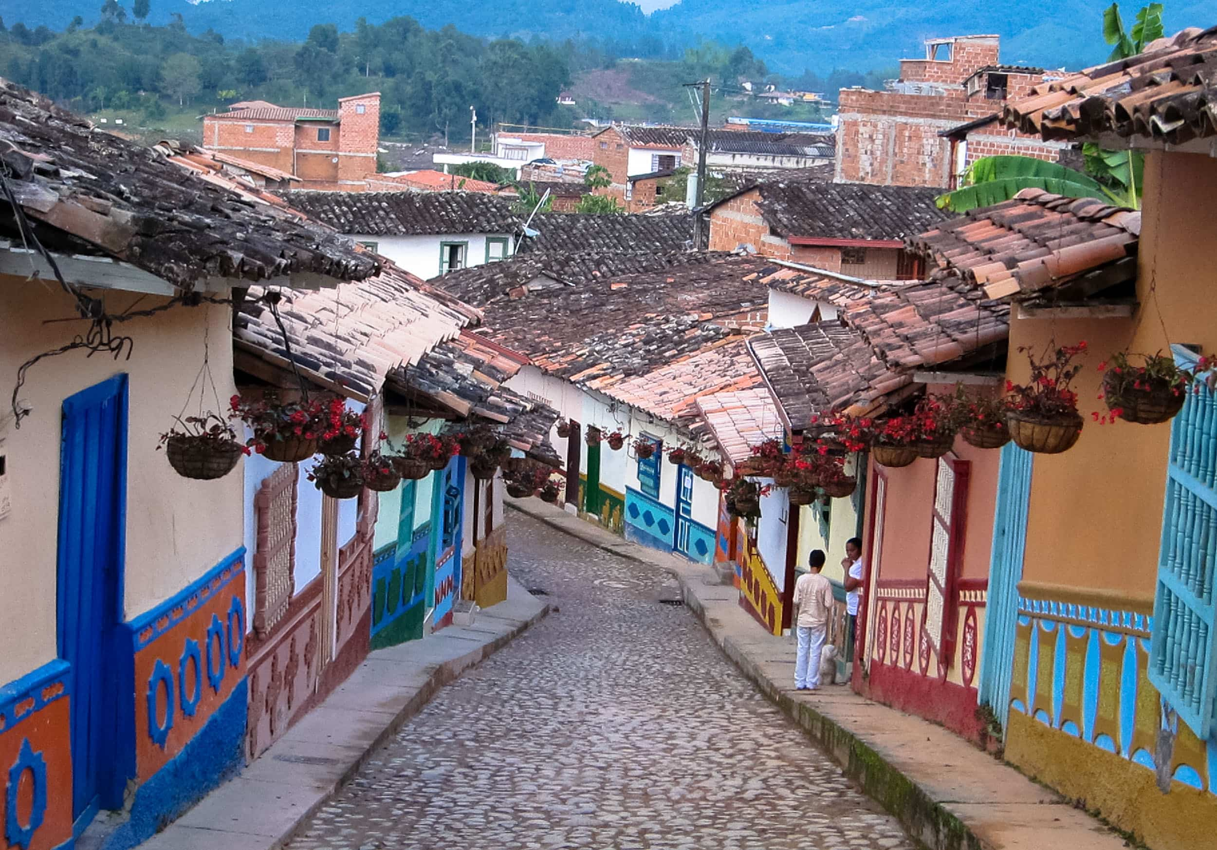 Visiting Guatape is a popular thing to do in Medellín, Colombia.