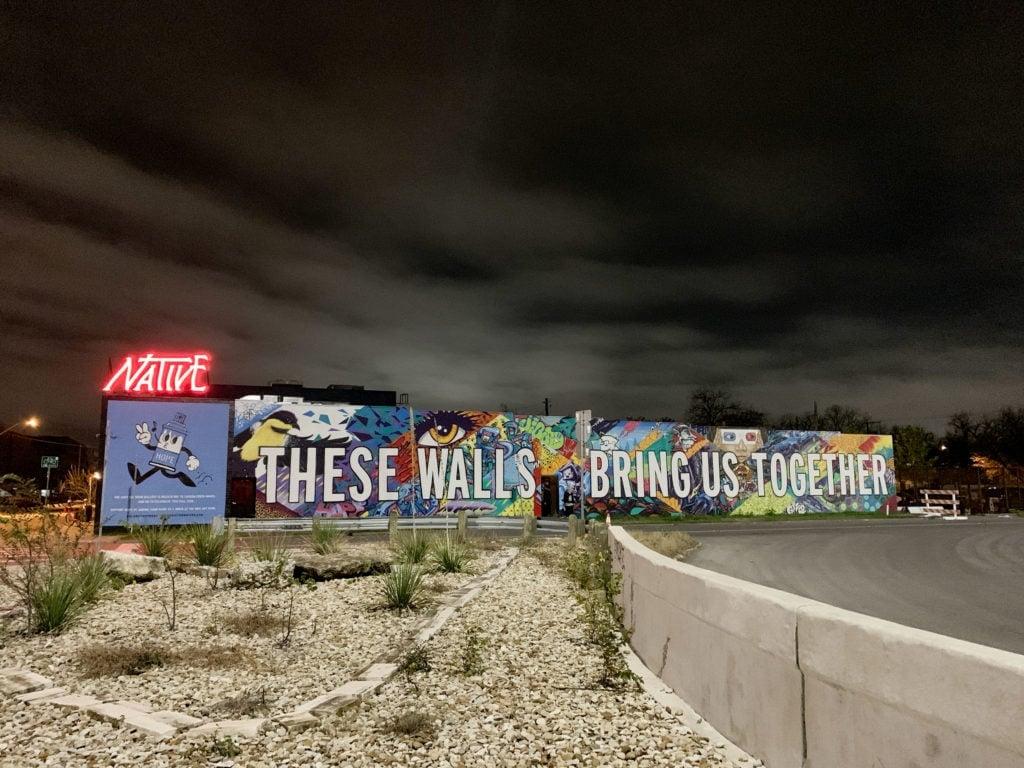 Native Hostel - Austin, TX (photo: Dave Lee)