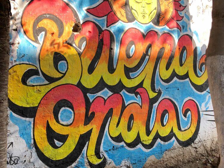 Street art - Lima, Peru