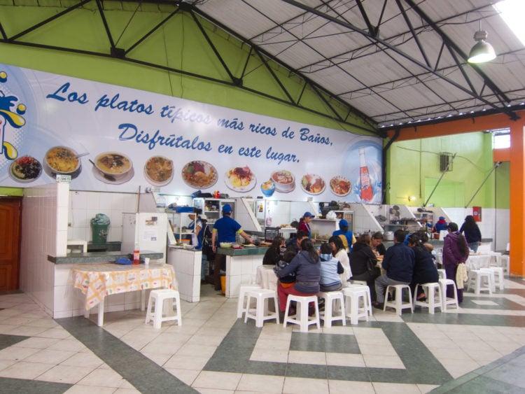 Inside Mercado