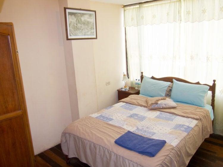 Private room (#3) in Hostal Erupcion