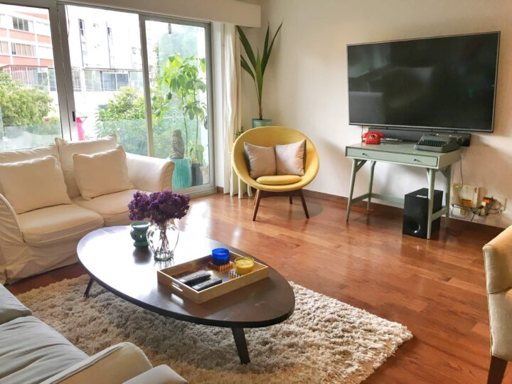 Stylish Airbnb in Mexico City
