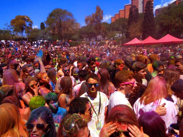Holi Festival of Colour
