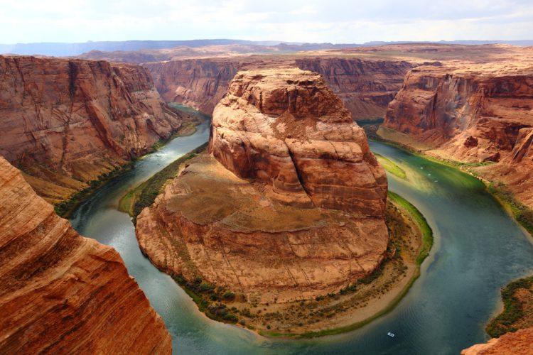Horseshoe Bend - Grand Canyon (photo: ? ?, Pixabay)
