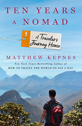 Ten Years a Nomad book