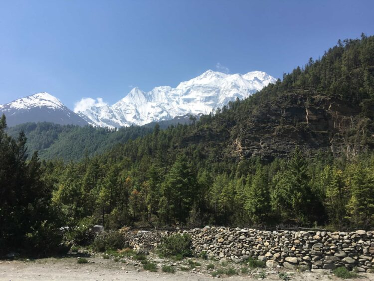 The Annapurna Circuit trek is one of the seven best treks in Nepal