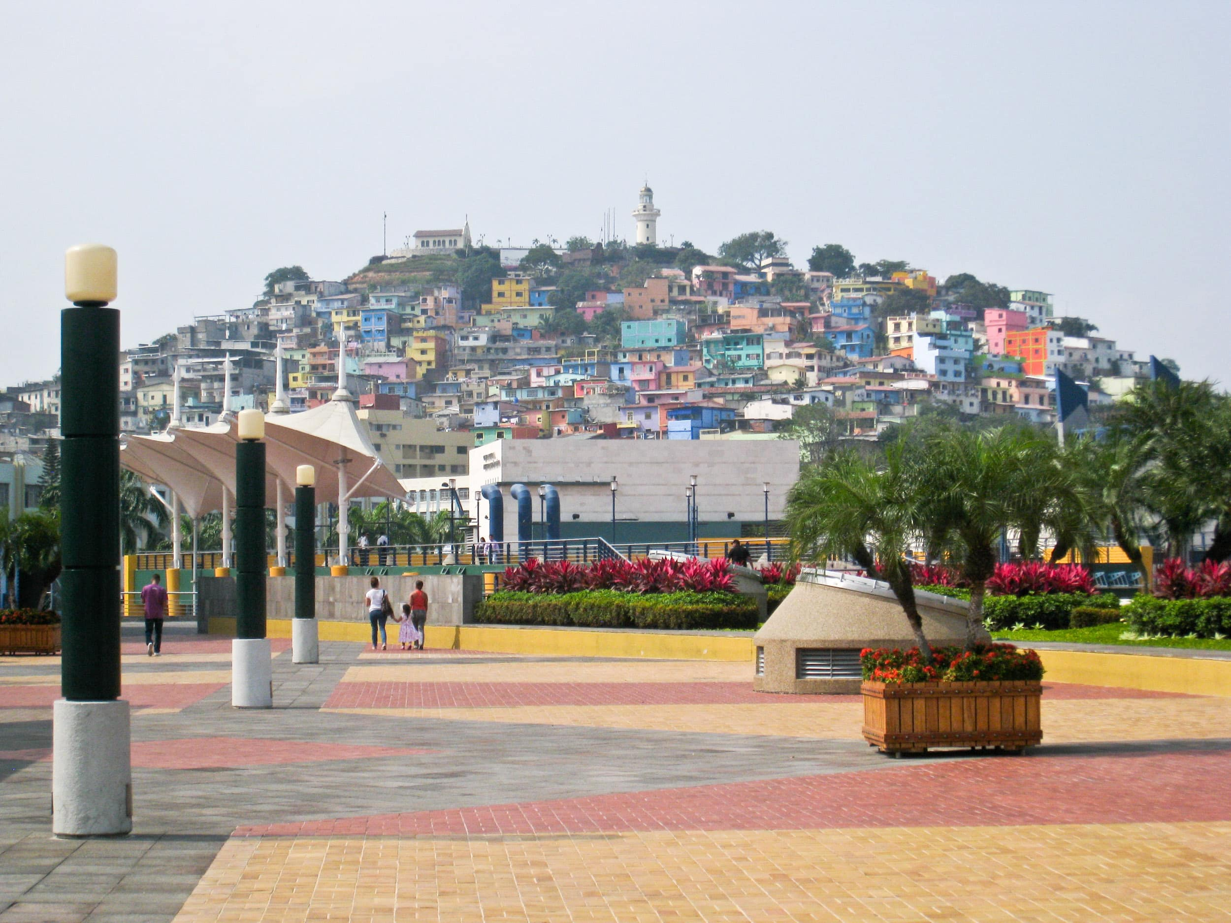 A visit to Las Penas belongs in any reputable Guayaquil travel guide