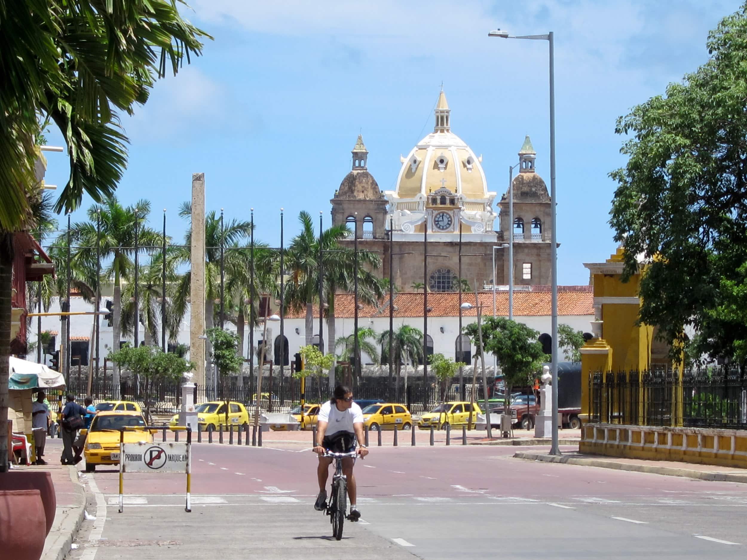 Cartagena city guide