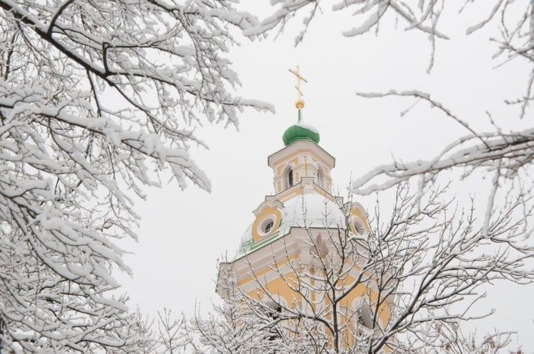 Church in St Petersburg (photo: gorbachevsergeyfoto, Pixabay)