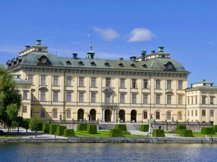 Drottningholm Palace (photo: ykaiavu, Pixabay)