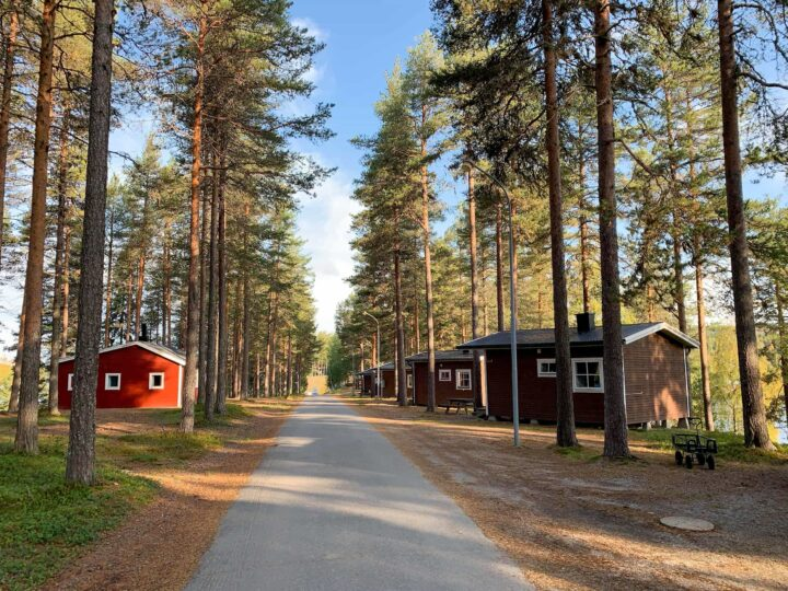 Grano Beckasin cottages