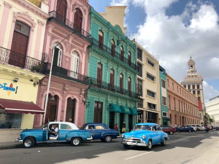 Colorful Havana is one of the best places to visit in Cuba