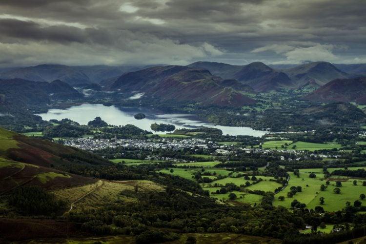 Keswick Lake District (photo: 3855198, Pixabay)