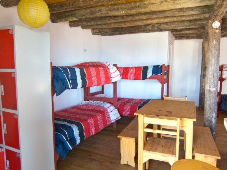 10-bed dorm in La Casa de las Boyas
