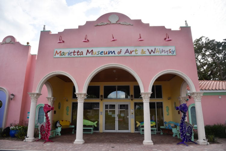 The Marietta Museum of Art and Whimsy