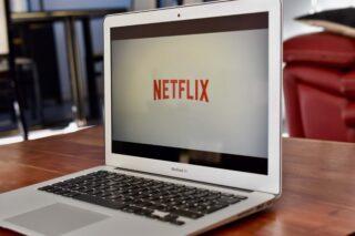 Netflix on MacBook Air