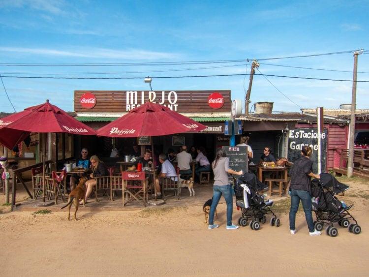 Punta del Diablo restaurant