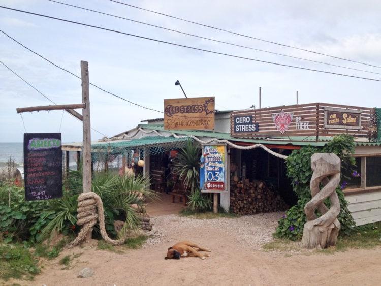 Restaurant in Punta del Diablo