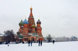 St Basil's Cathedral (photo: Eliane Meyer, Pixabay)