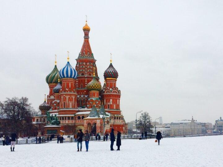 St Basil's Cathedral (photo: Eliane Meyer, Pixabay)
