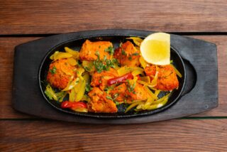 Tandoori chicken (photo: ArtificialOG, Pixabay)