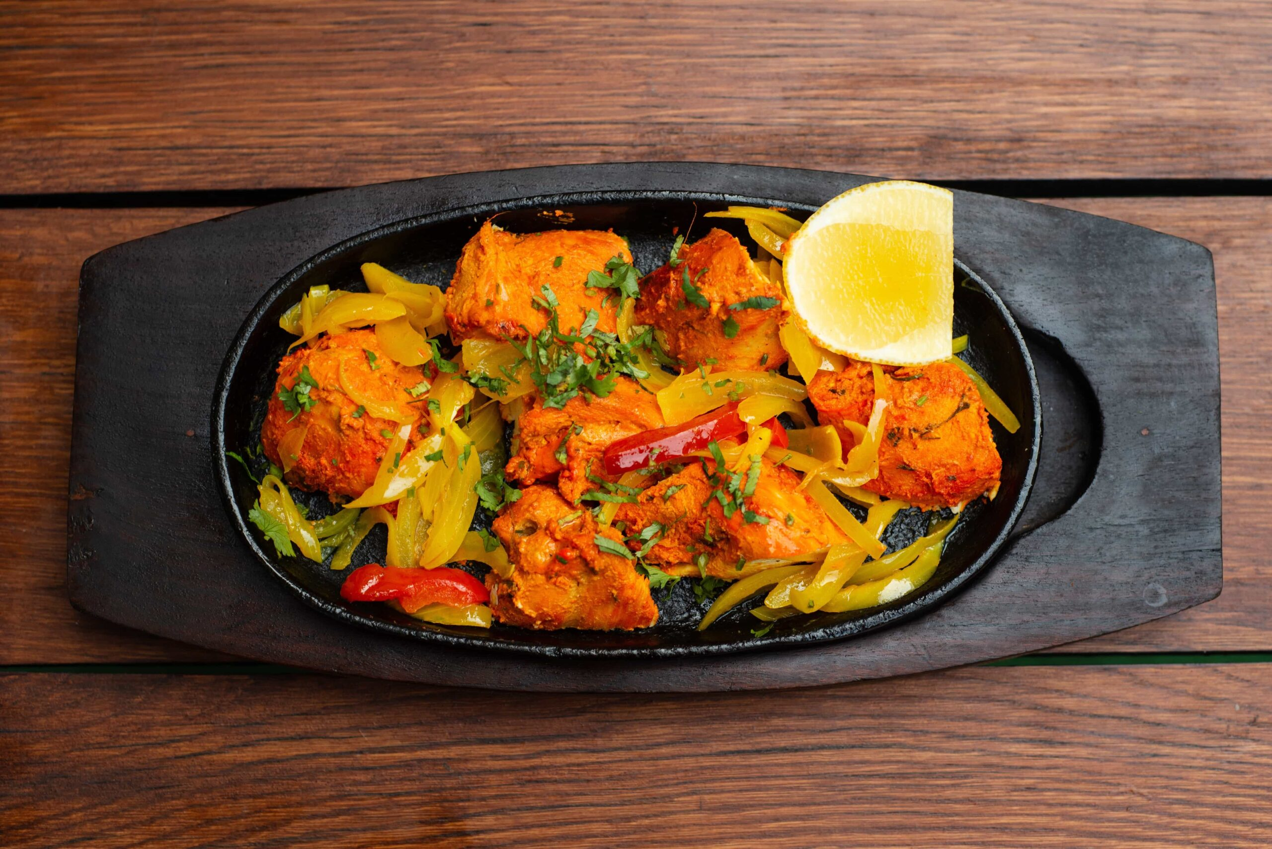 Tandoori chicken (photo: ArtificialOG, Pixabay)