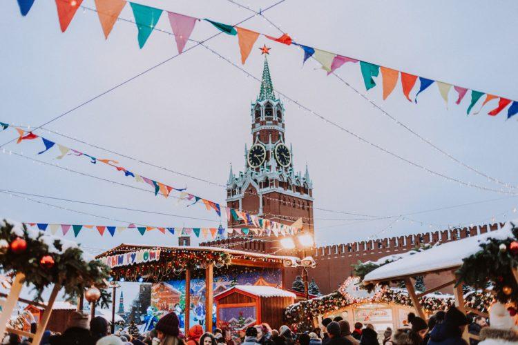 Christmas market at The Kremlin (photo: Marina Stroganova, Pixabay)