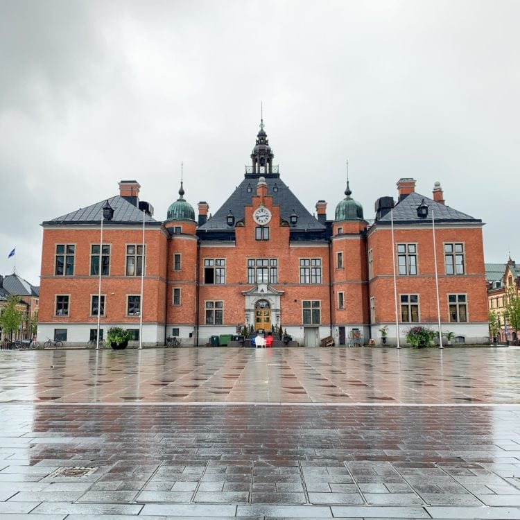 Umea City Hall
