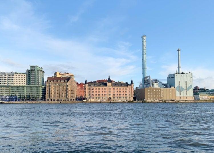 Gothenburg waterfront