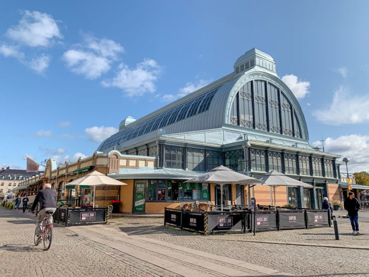 Stora Saluhallen (food hall)